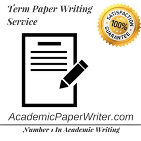 Research papers writing service